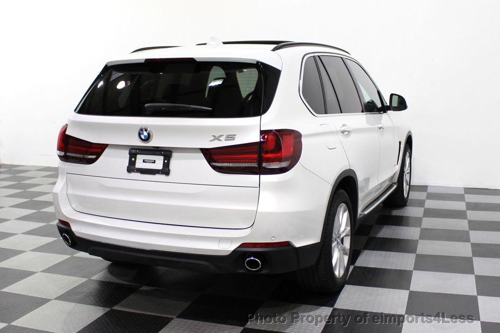 2016 BMW X5 CERTIFIED X5 xDrive35i AWD PREMIUM COLD NAV PANO CAM - 18319549 - 4