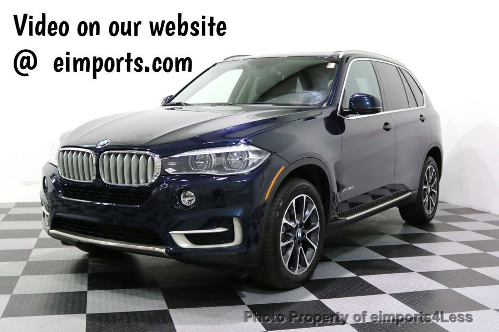 2016 BMW X5 CERTIFIED X5 xDRIVE35i XLINE AWD Cooled Seats CAM NAV - 17775872 - 0