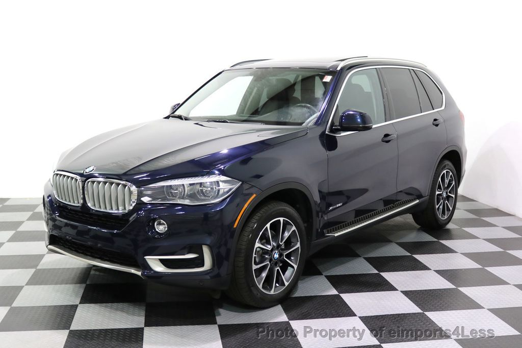 2016 BMW X5 CERTIFIED X5 xDRIVE35i XLINE AWD Cooled Seats CAM NAV - 17775872 - 14