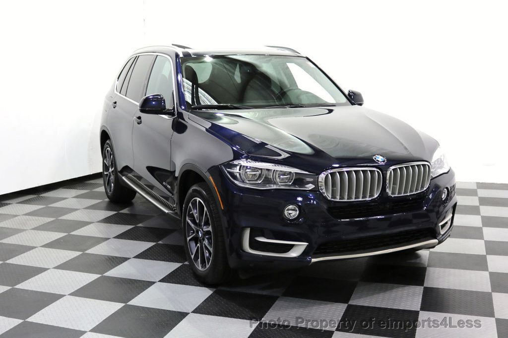 2016 BMW X5 CERTIFIED X5 xDRIVE35i XLINE AWD Cooled Seats CAM NAV - 17775872 - 15