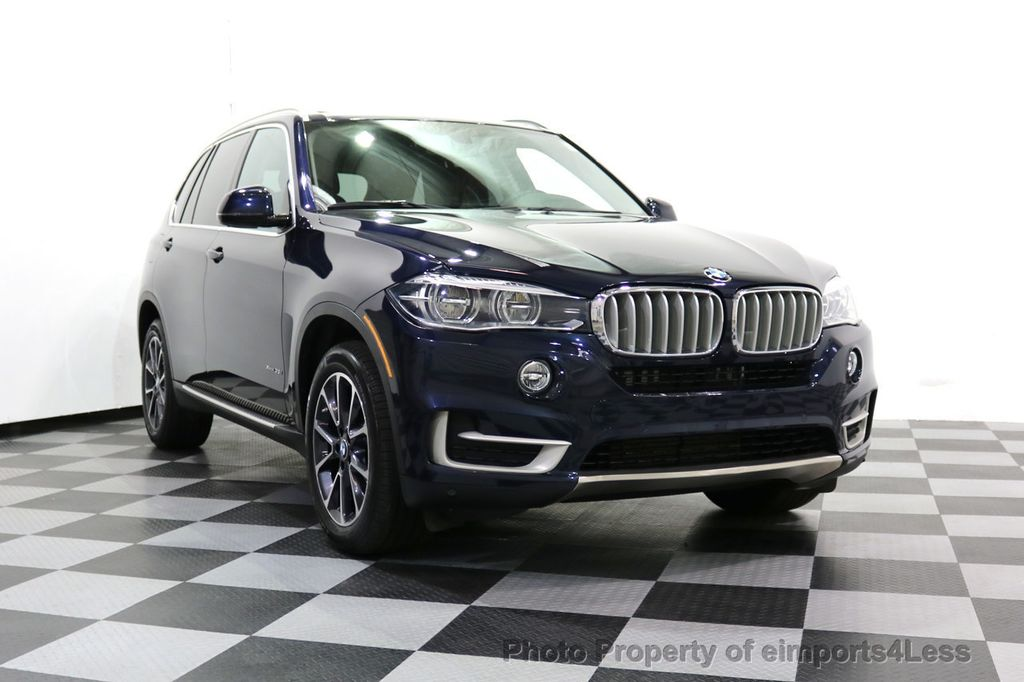 2016 BMW X5 CERTIFIED X5 xDRIVE35i XLINE AWD Cooled Seats CAM NAV - 17775872 - 1