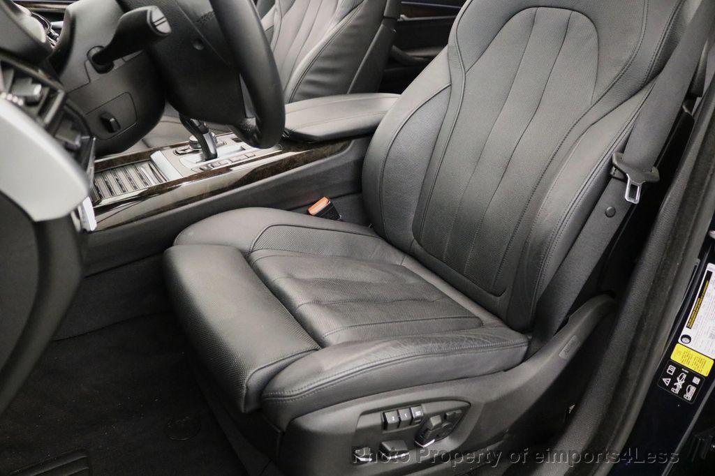 2016 BMW X5 CERTIFIED X5 xDRIVE35i XLINE AWD Cooled Seats CAM NAV - 17775872 - 23