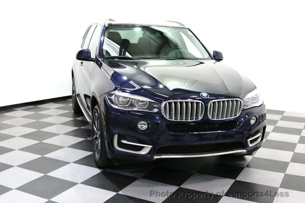 2016 BMW X5 CERTIFIED X5 xDRIVE35i XLINE AWD Cooled Seats CAM NAV - 17775872 - 29