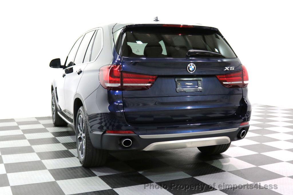 2016 BMW X5 CERTIFIED X5 xDRIVE35i XLINE AWD Cooled Seats CAM NAV - 17775872 - 30