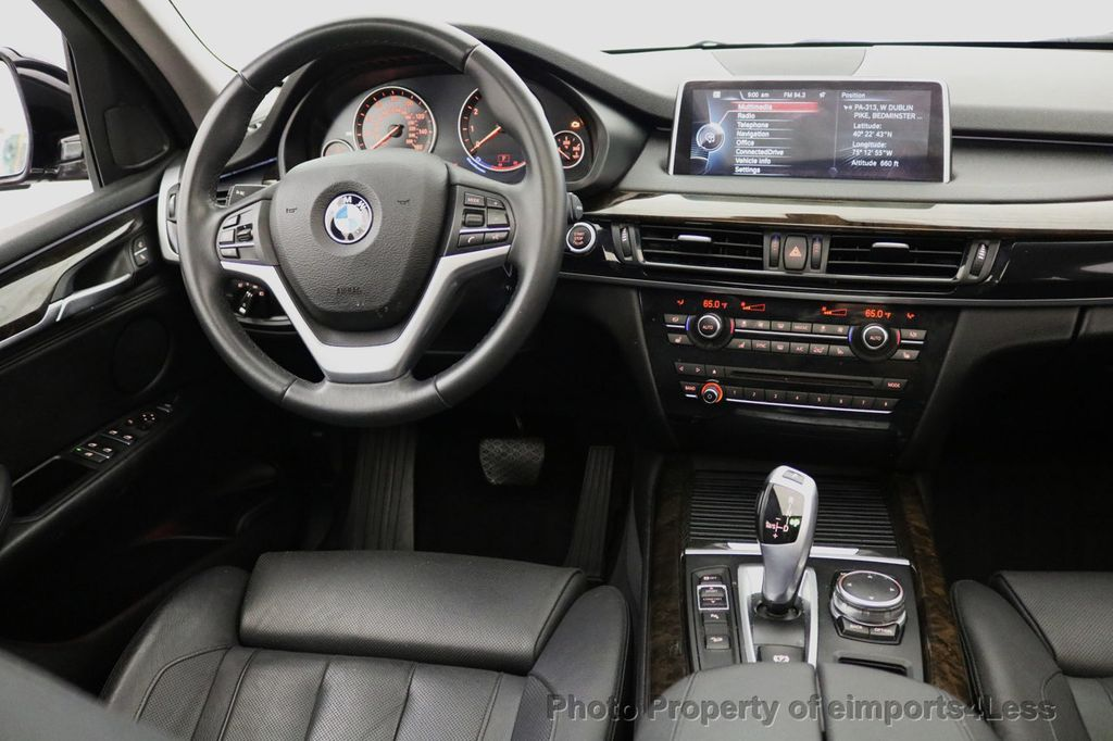 2016 BMW X5 CERTIFIED X5 xDRIVE35i XLINE AWD Cooled Seats CAM NAV - 17775872 - 34