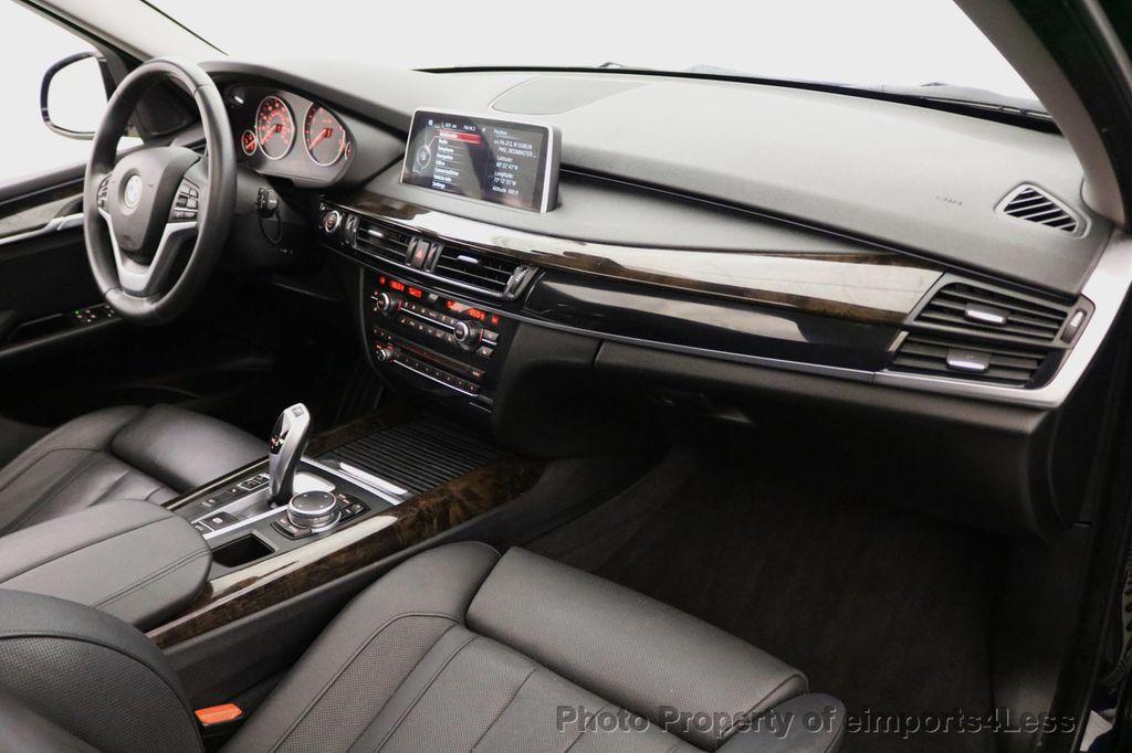 2016 BMW X5 CERTIFIED X5 xDRIVE35i XLINE AWD Cooled Seats CAM NAV - 17775872 - 35