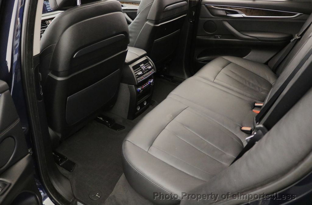 2016 BMW X5 CERTIFIED X5 xDRIVE35i XLINE AWD Cooled Seats CAM NAV - 17775872 - 36