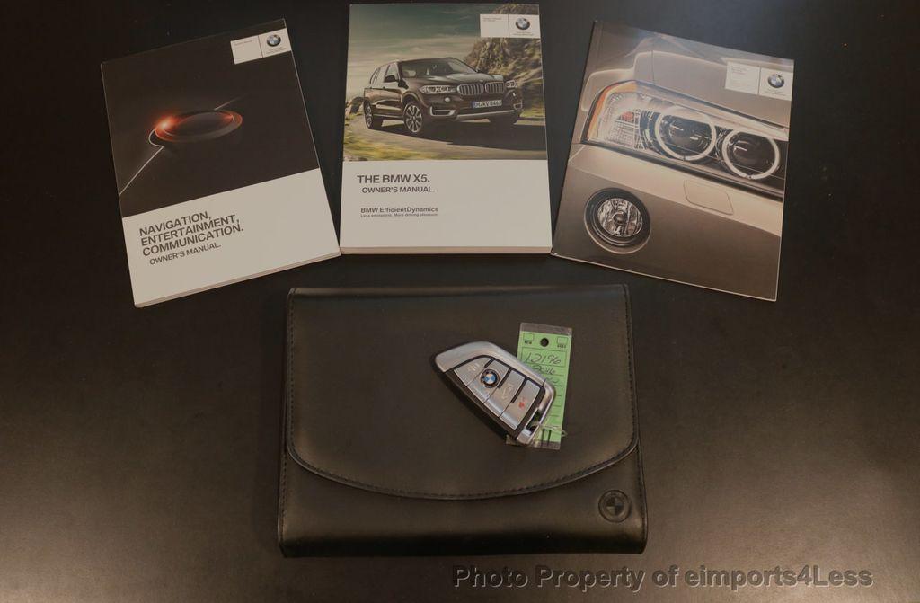 2016 BMW X5 CERTIFIED X5 xDRIVE35i XLINE AWD Cooled Seats CAM NAV - 17775872 - 40