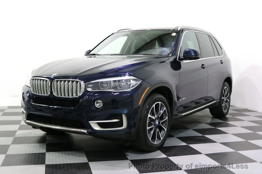 2016 BMW X5 CERTIFIED X5 xDRIVE35i XLINE AWD Cooled Seats CAM NAV - 17775872 - 44