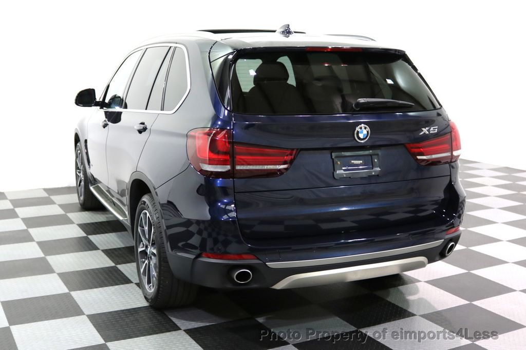2016 BMW X5 CERTIFIED X5 xDRIVE35i XLINE AWD Cooled Seats CAM NAV - 17775872 - 47