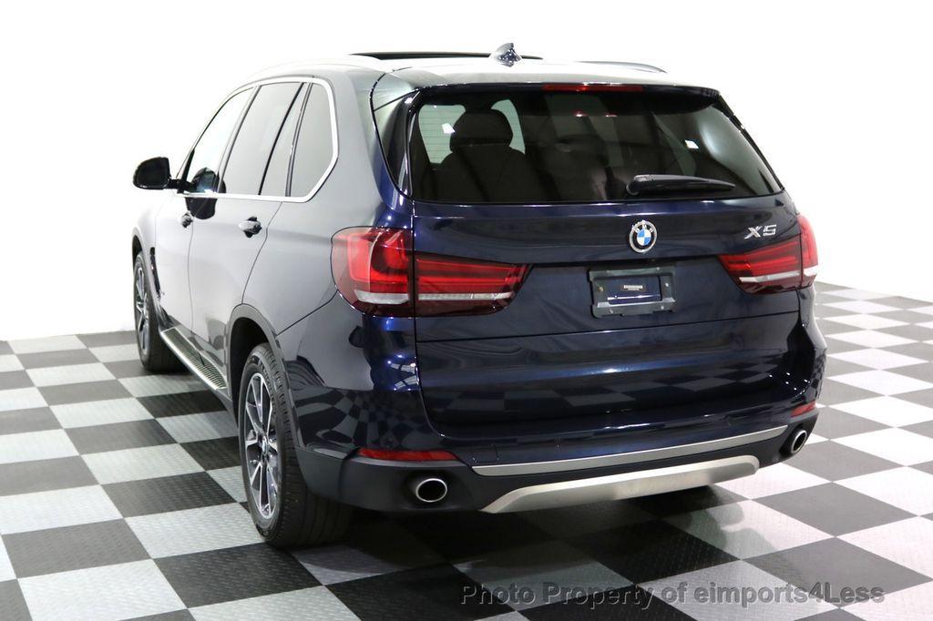 2016 BMW X5 CERTIFIED X5 xDRIVE35i XLINE AWD Cooled Seats CAM NAV - 17775872 - 47