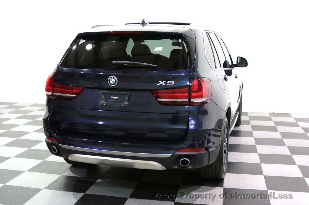 2016 BMW X5 CERTIFIED X5 xDRIVE35i XLINE AWD Cooled Seats CAM NAV - 17775872 - 48