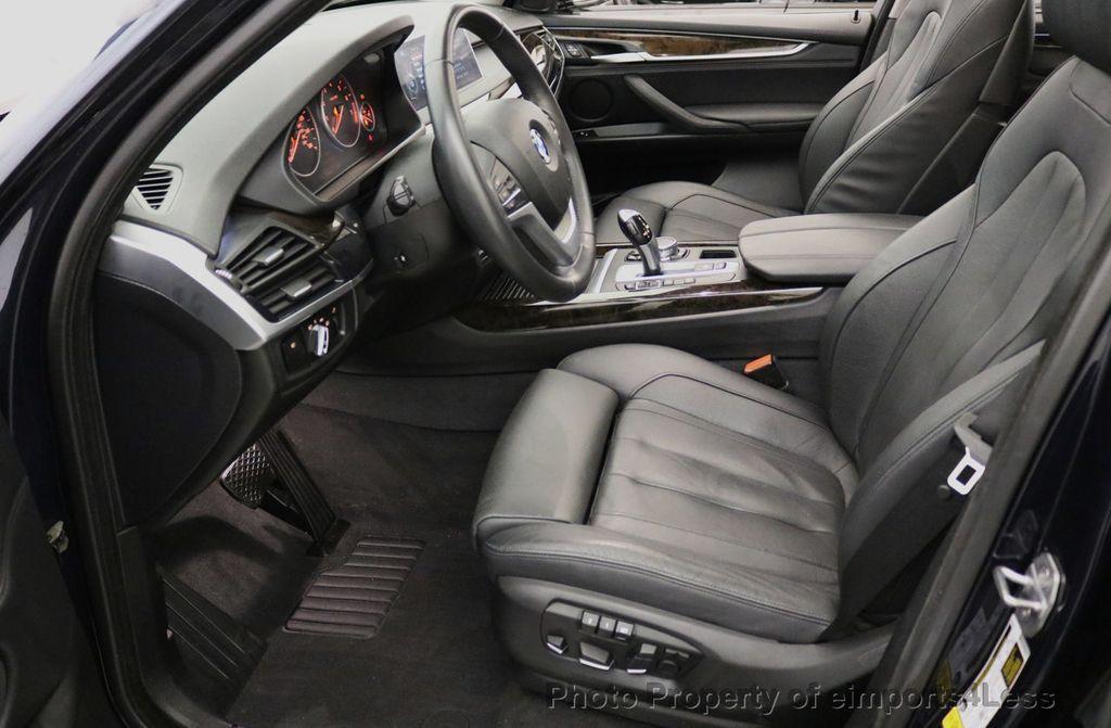 2016 BMW X5 CERTIFIED X5 xDRIVE35i XLINE AWD Cooled Seats CAM NAV - 17775872 - 49