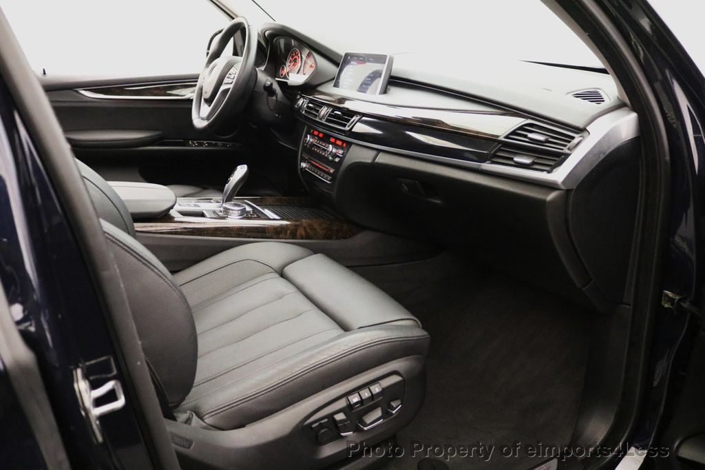 2016 BMW X5 CERTIFIED X5 xDRIVE35i XLINE AWD Cooled Seats CAM NAV - 17775872 - 50