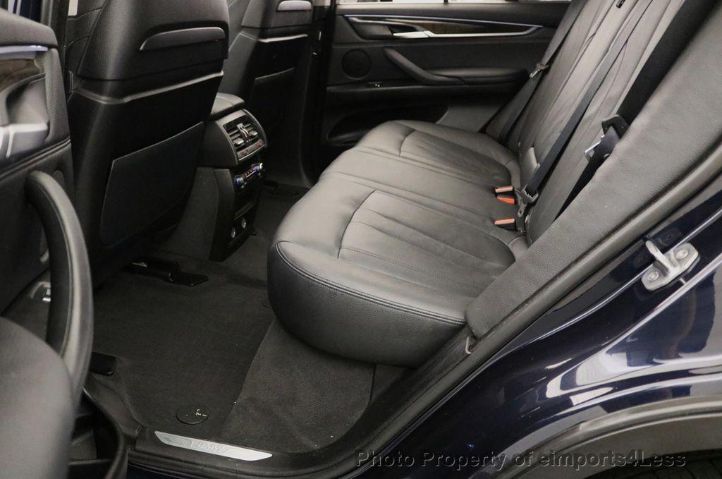 2016 BMW X5 CERTIFIED X5 xDRIVE35i XLINE AWD Cooled Seats CAM NAV - 17775872 - 51