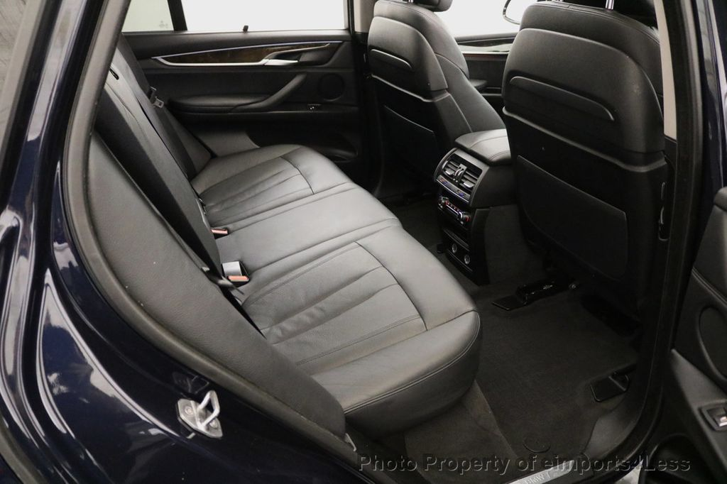 2016 BMW X5 CERTIFIED X5 xDRIVE35i XLINE AWD Cooled Seats CAM NAV - 17775872 - 52