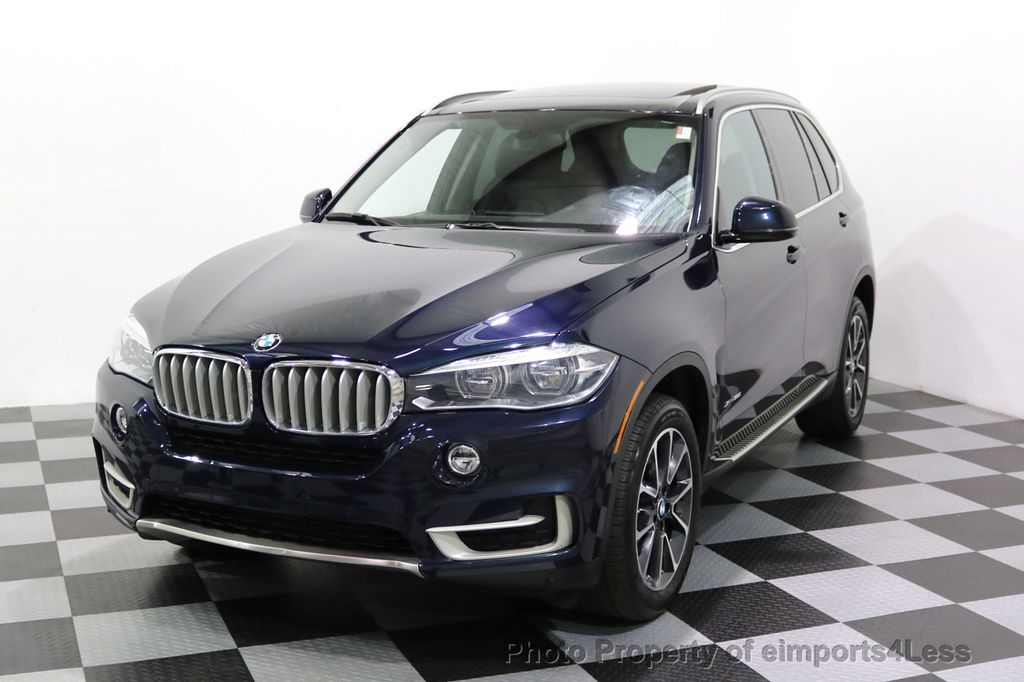 2016 BMW X5 CERTIFIED X5 xDRIVE35i XLINE AWD Cooled Seats CAM NAV - 17775872 - 53