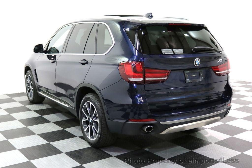 2016 BMW X5 CERTIFIED X5 xDRIVE35i XLINE AWD Cooled Seats CAM NAV - 17775872 - 54