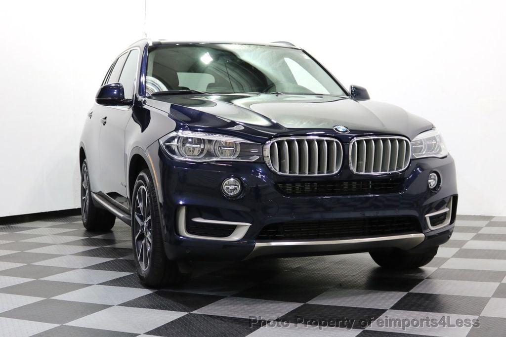 2016 BMW X5 CERTIFIED X5 xDRIVE35i XLINE AWD Cooled Seats CAM NAV - 17775872 - 56