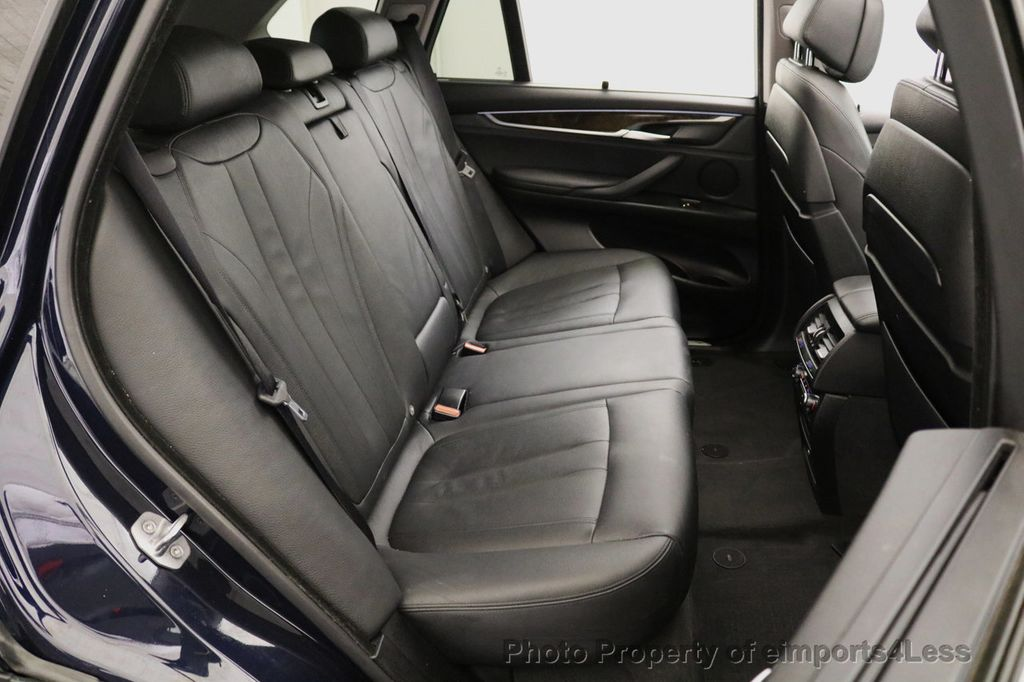 2016 BMW X5 CERTIFIED X5 xDRIVE35i XLINE AWD Cooled Seats CAM NAV - 17775872 - 8