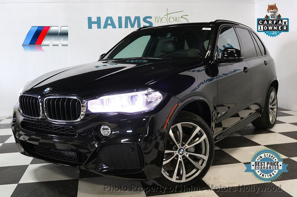 2016 used bmw x5 sdrive35i at haims motors hollywood. Black Bedroom Furniture Sets. Home Design Ideas