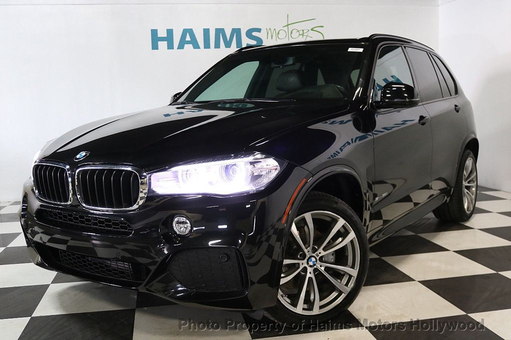 2016 BMW X5 sDrive35i - 17718758 - 1