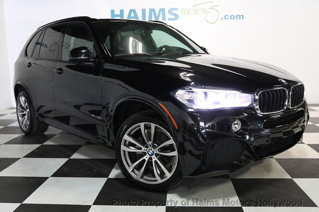 2016 BMW X5 sDrive35i - 17718758 - 3