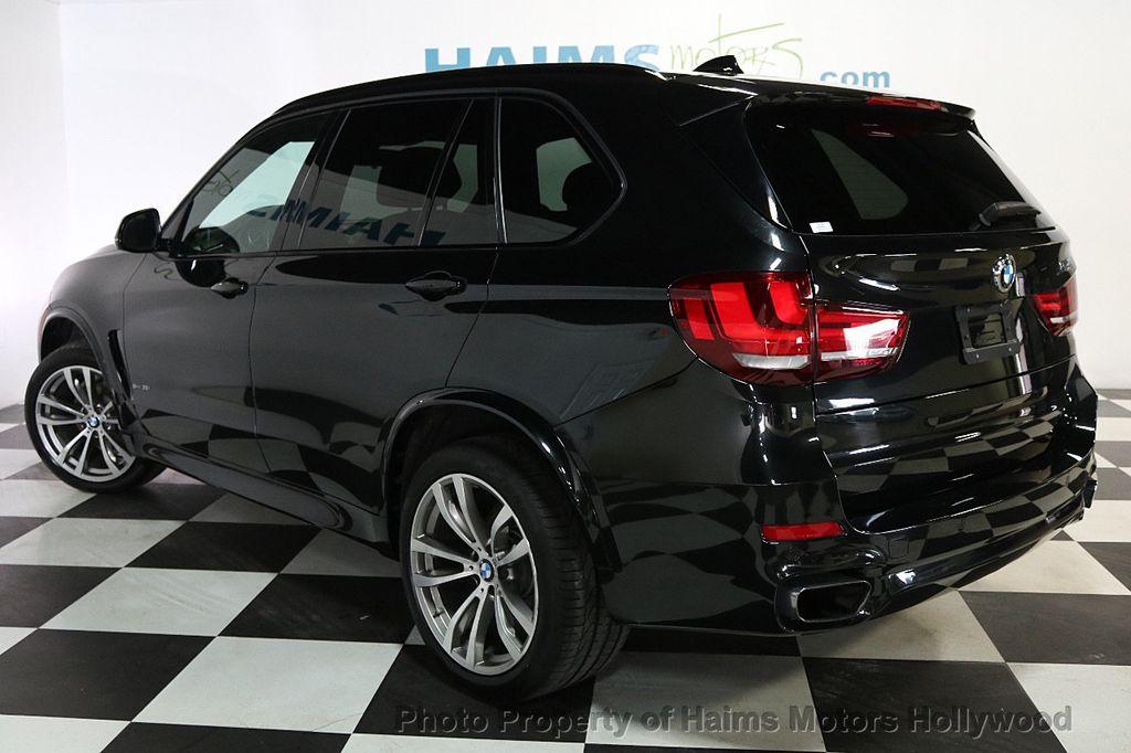 2016 BMW X5 sDrive35i - 17718758 - 4
