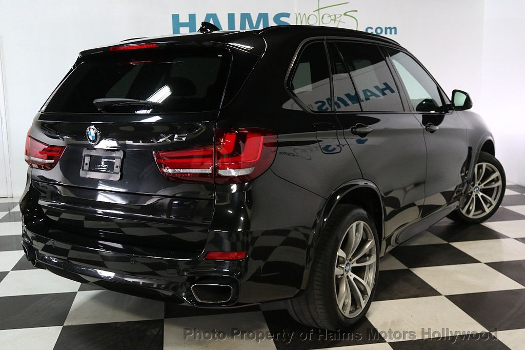 2016 BMW X5 sDrive35i - 17718758 - 6