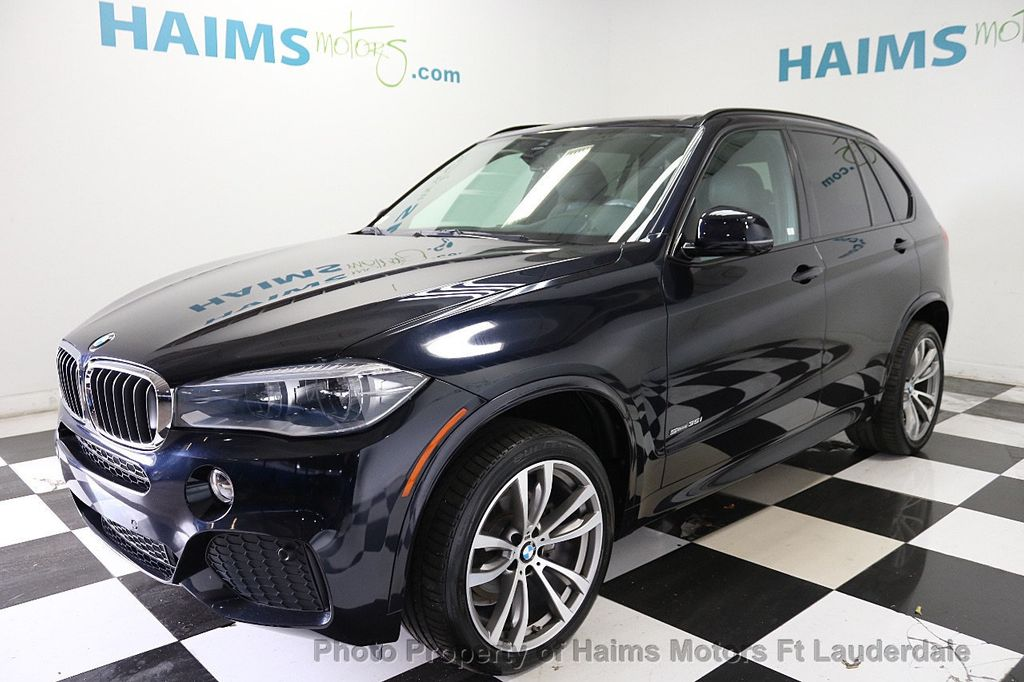 2016 BMW X5 sDrive35i - 18227671 - 0