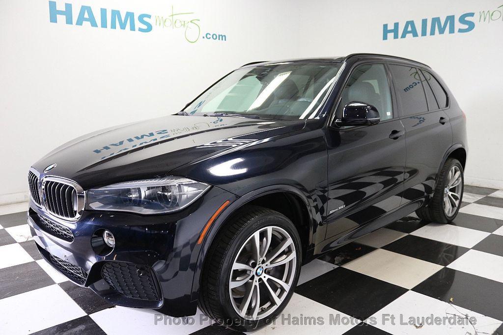 2016 BMW X5 sDrive35i - 18227671 - 0