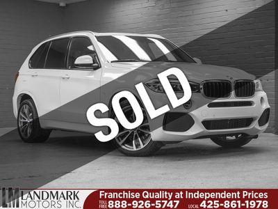 2016 Used BMW X5 M at Landmark Motors Inc Serving Seattle, Bellevue