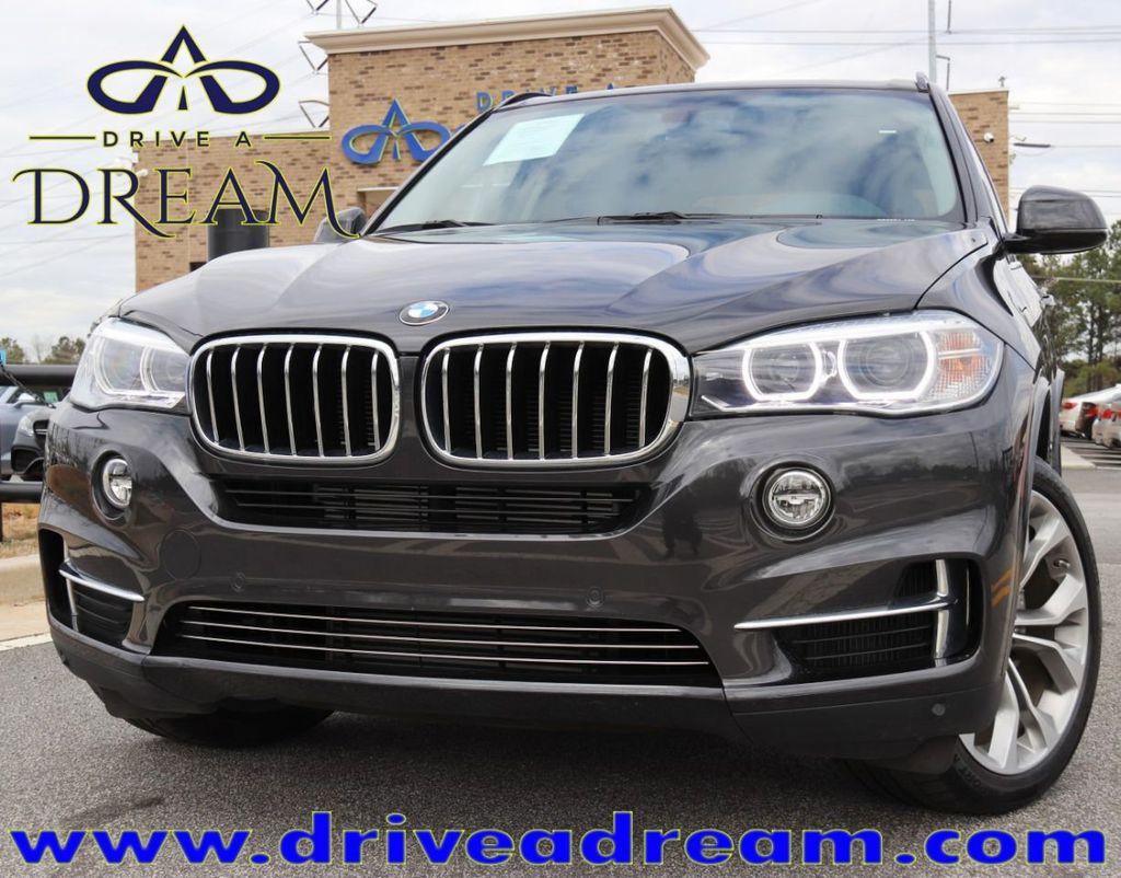 2016 BMW X5 xDrive40e with Luxury Seating, Premium & Luxury Line Pkgs - 18672882 - 0
