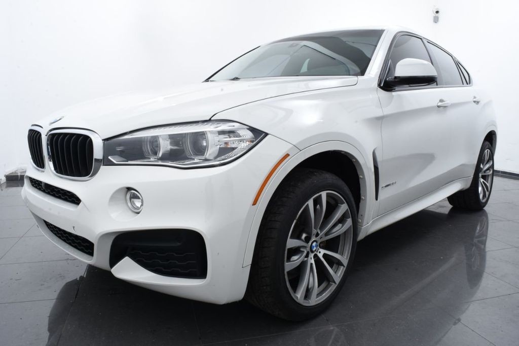 2016 BMW X6 M SPORT PACKAGE - 18468146 - 0