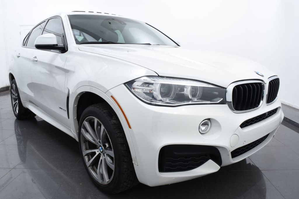 2016 BMW X6 M SPORT PACKAGE - 18468146 - 1