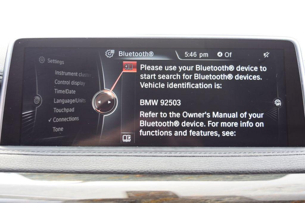 2016 BMW X6 M SPORT PACKAGE - 18468146 - 37