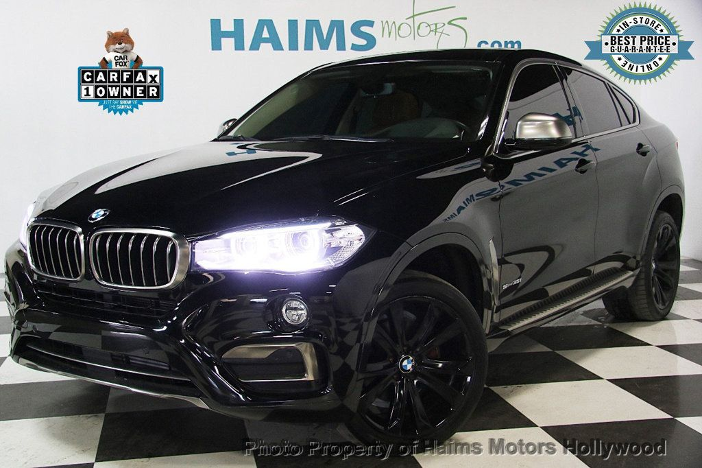 2016 BMW X6 sDrive35i - 17125568 - 0