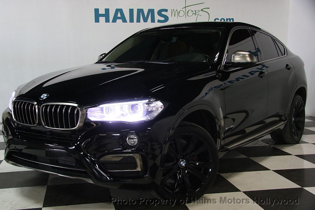 2016 Used Bmw X6 Sdrive35i At Haims Motors Serving Fort