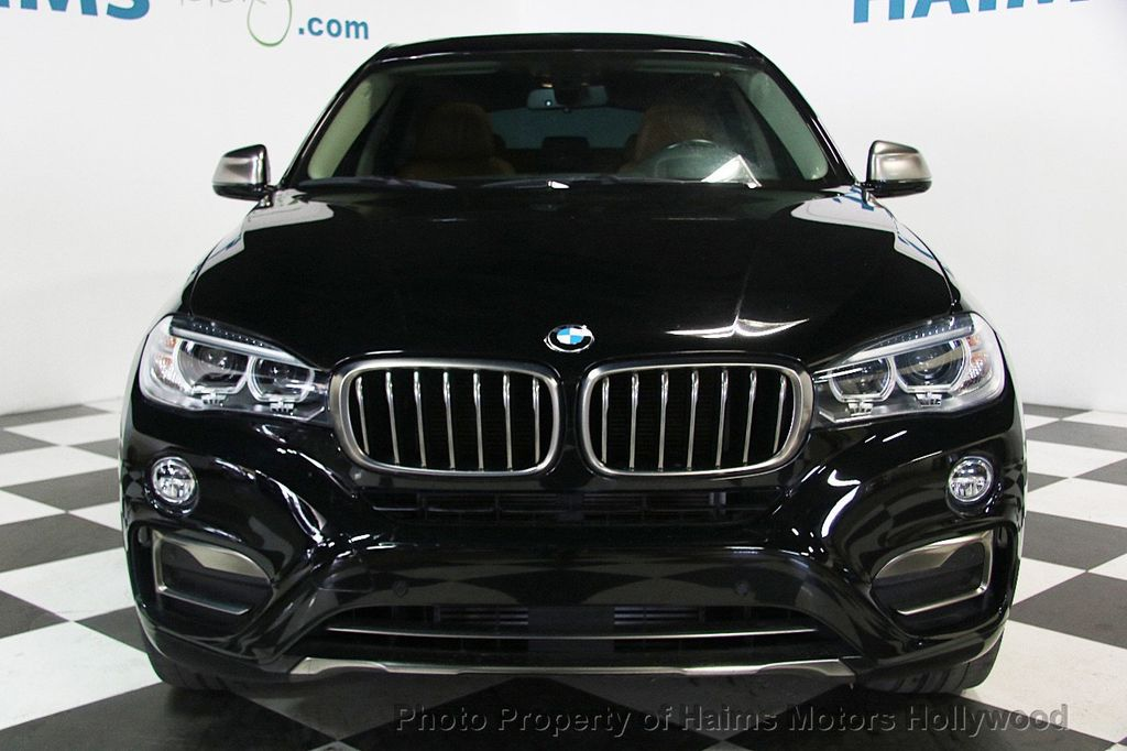 2016 BMW X6 sDrive35i - 17125568 - 2