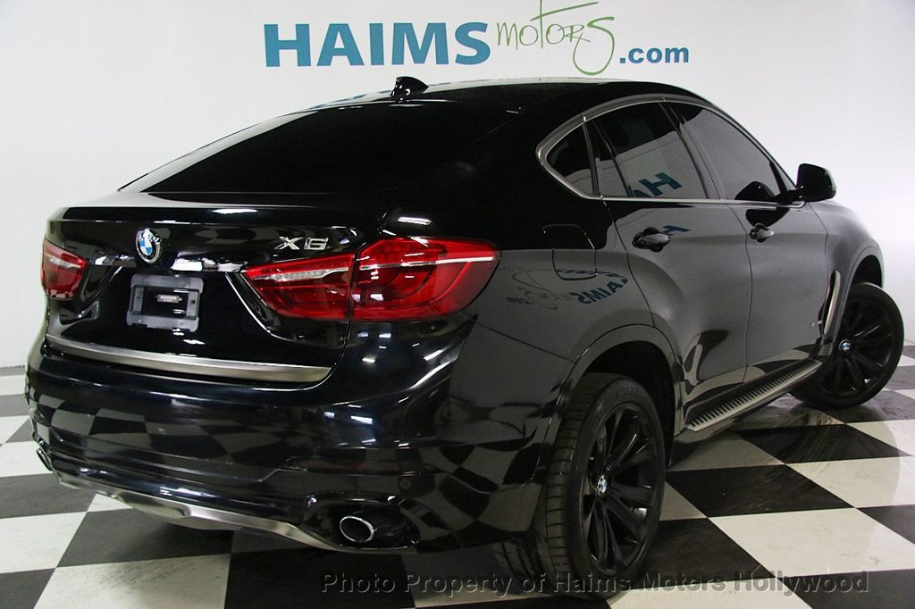 2016 BMW X6 sDrive35i - 17125568 - 6