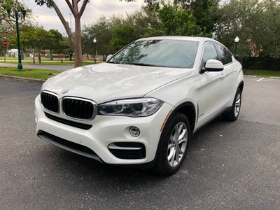 2016 BMW X6 sDrive35i SAC