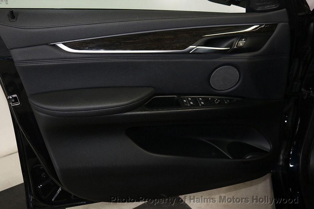 2016 BMW X6 xDrive35i - 18011781 - 11