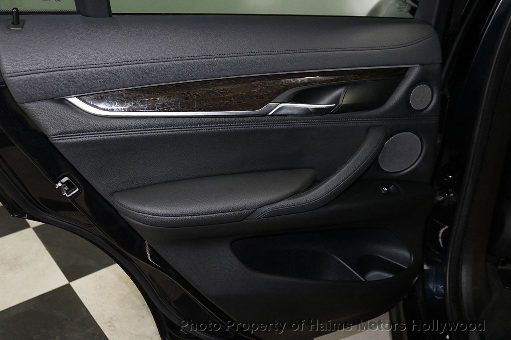 2016 BMW X6 xDrive35i - 18011781 - 12