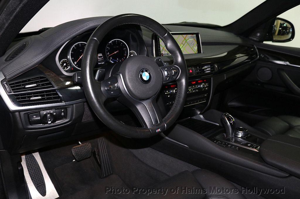 2016 BMW X6 xDrive35i - 18011781 - 20