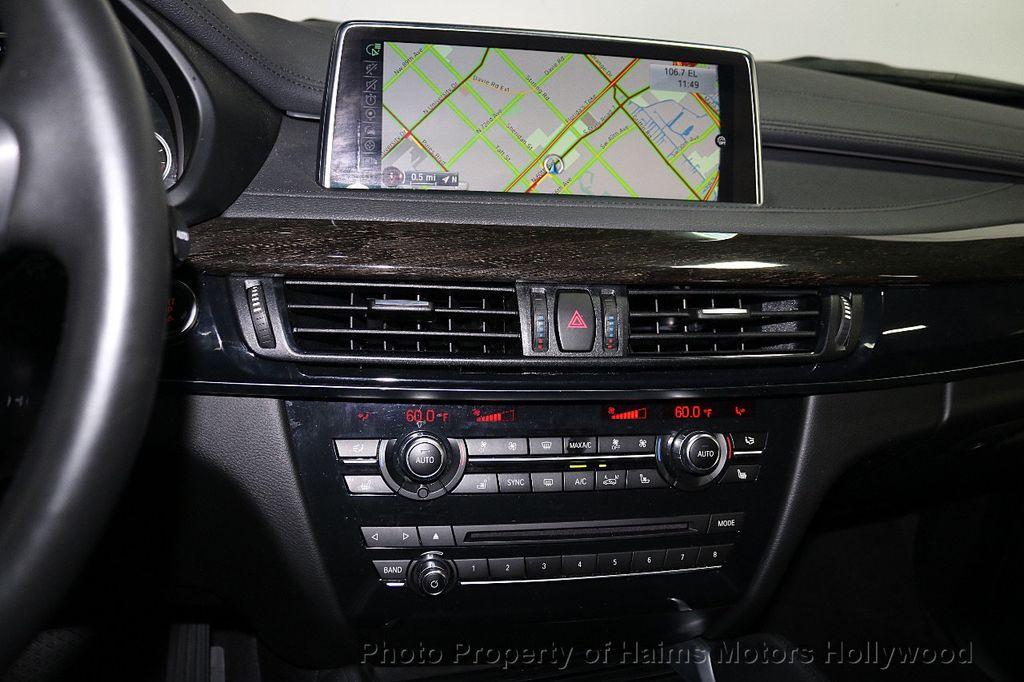 2016 BMW X6 xDrive35i - 18011781 - 23