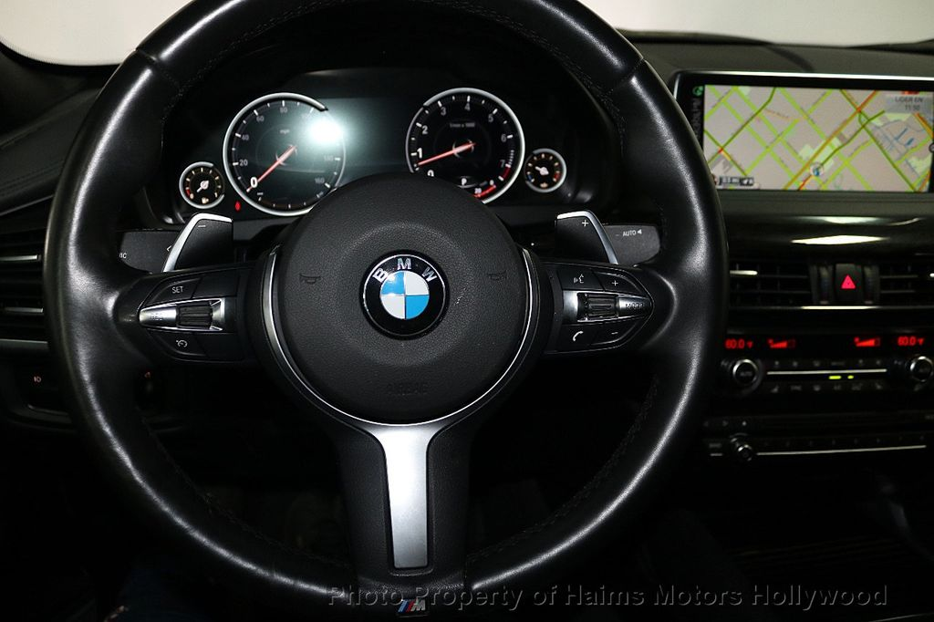 2016 BMW X6 xDrive35i - 18011781 - 32