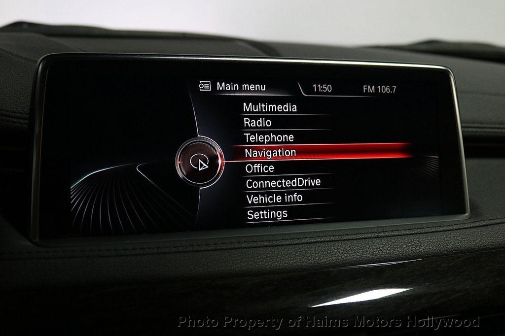 2016 BMW X6 xDrive35i - 18011781 - 36