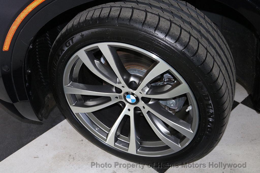 2016 BMW X6 xDrive35i - 18011781 - 39