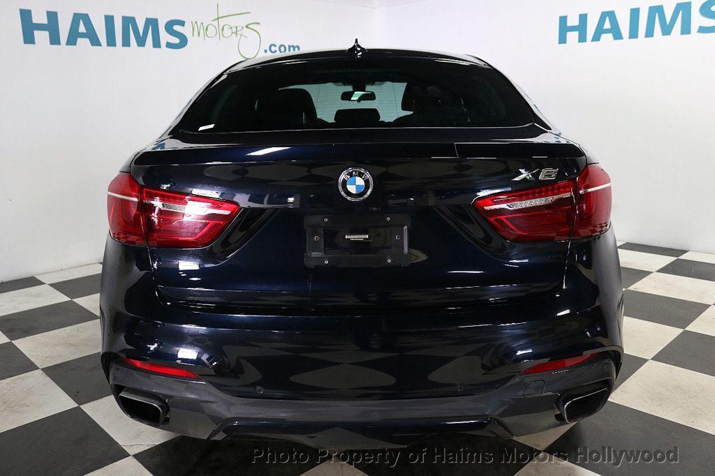 2016 BMW X6 xDrive35i - 18011781 - 5