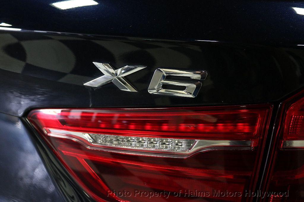 2016 BMW X6 xDrive35i - 18011781 - 7